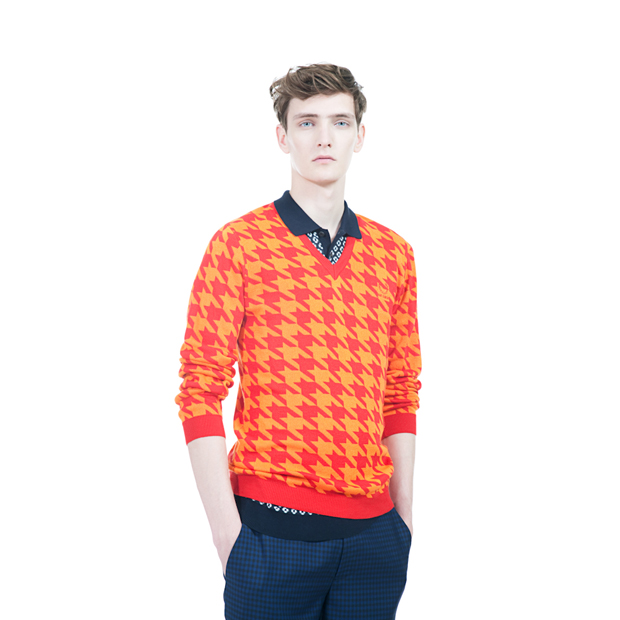 Raf Simmons Fred Perry Spring Summer 2013 Collection 07