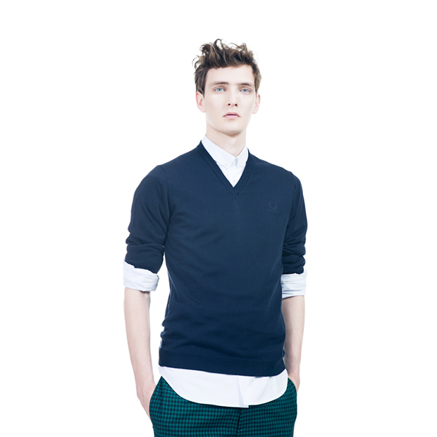 Raf Simmons Fred Perry Spring Summer 2013 Collection 13