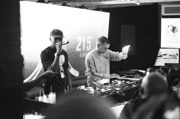 Recap Nike #AIRWEBREATHE Air Max 25th Anniversary Party London The Daily Street 04