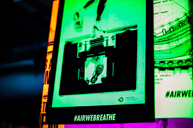 Recap Nike #AIRWEBREATHE Air Max 25th Anniversary Party London The Daily Street 09