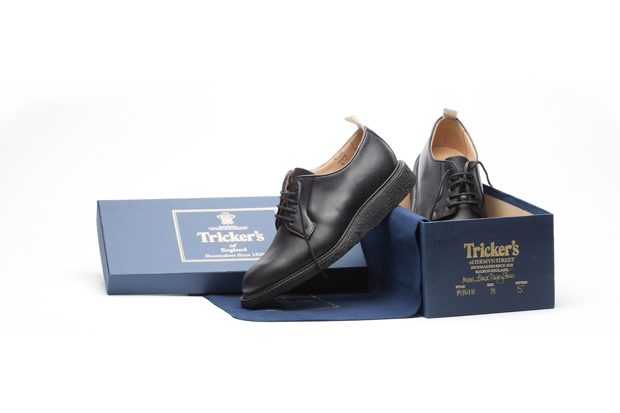 Trickers for Norse Projects Blucher Shoe SS13 03