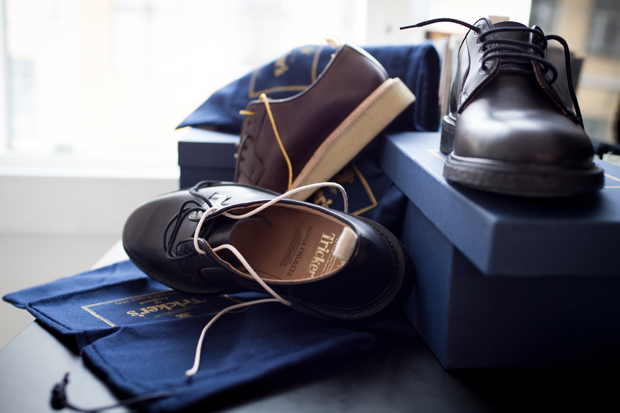 Trickers for Norse Projects Blucher Shoe SS13 10