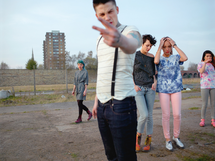 Dr Martens SS13 Campaign Imagery 10