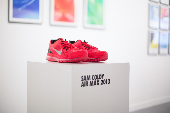 A look inside the Nike Air Max Reinvent exhibition 10
