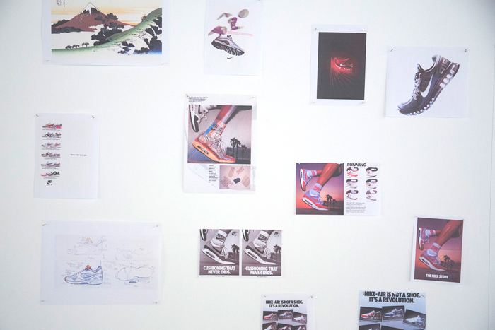 A look inside the Nike Air Max Reinvent exhibition 15