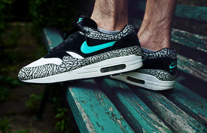 Atmos x Nike Air Max 1 Elephant 02