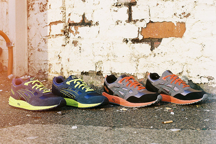 Competiton Win 2 Pairs of ASICS Gel Saga The Daily Street 01