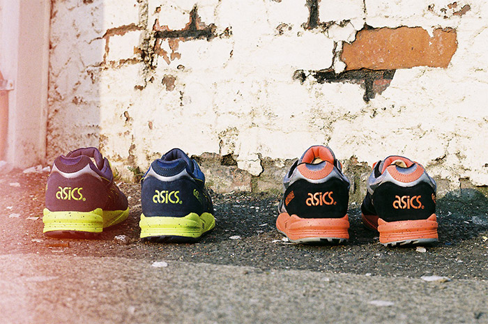 Competiton Win 2 Pairs of ASICS Gel Saga The Daily Street 02