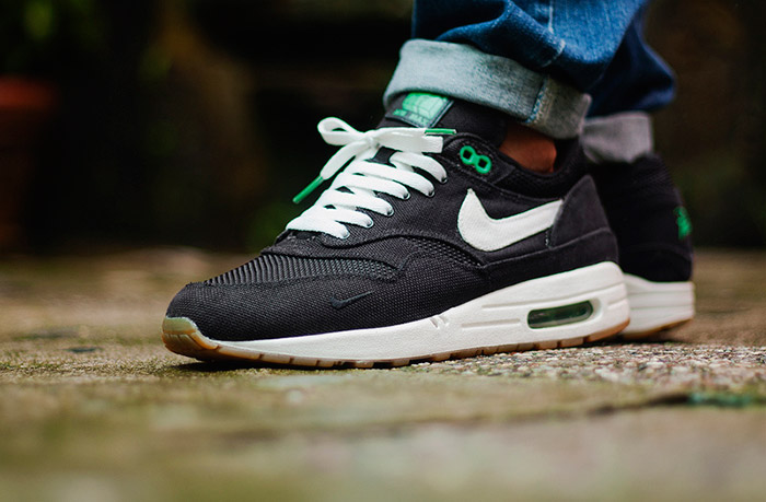 Patta x Nike Air Max 1 Lucky Green 02