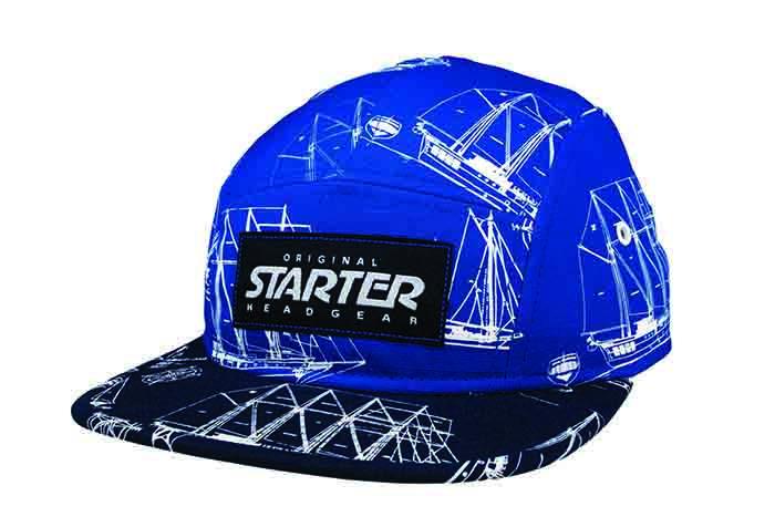 Starter 5 Panel Caps 06