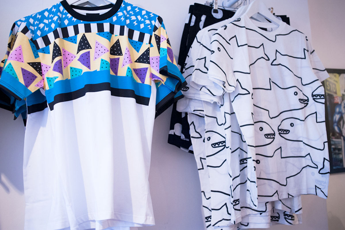 Recap Lazy Oaf Summer 2013 Collection Launch Party London 03