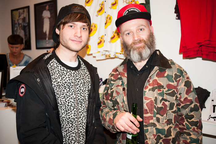 Recap Lazy Oaf Summer 2013 Collection Launch Party London 05
