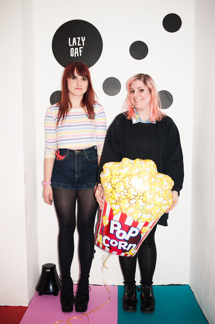 Recap Lazy Oaf Summer 2013 Collection Launch Party London 17