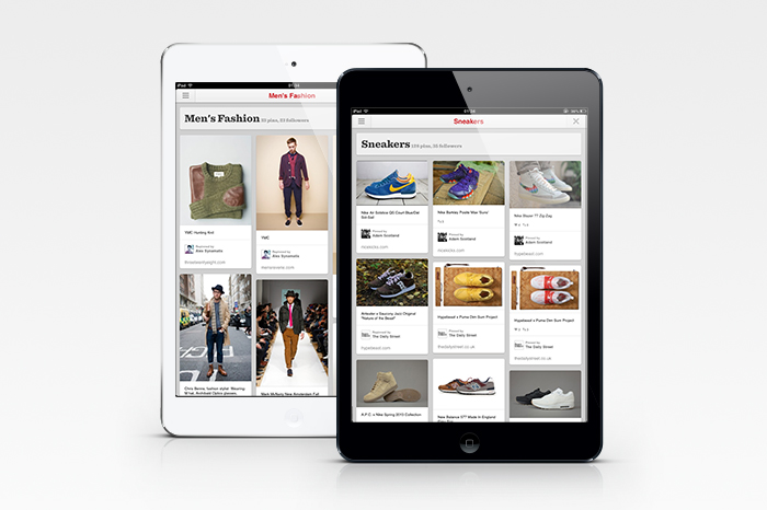 The-Daily-Street-joins-Pinterest-Pin-It-Forward-UK-iPad