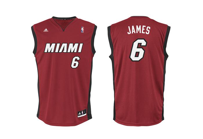 NBA Playoff Finals 2013 Heat & Spurs Jerseys