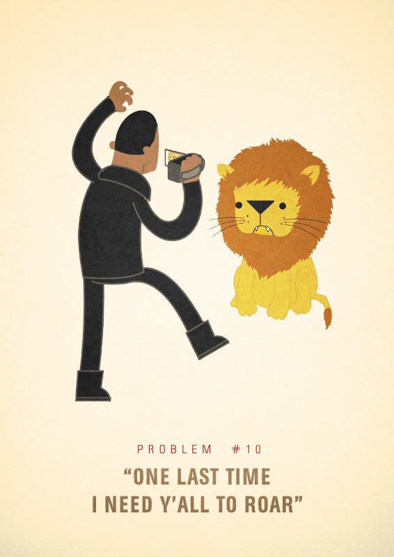 Jay-Z 99 problems illustrated by Ali Graham 02