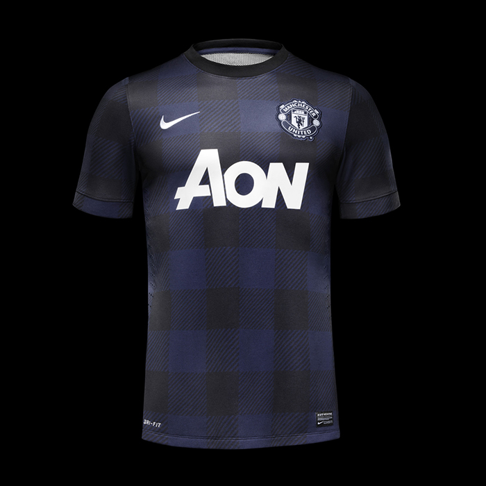 Nike Announce Manchester United Away Kit for 2013-14 season 02