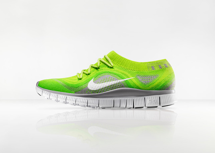 Nike announce Free FlyKnit running sneaker The Daily Street 02