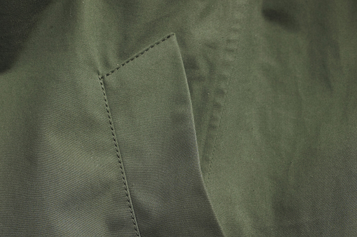 Private White VC SB4 Unlined Ventile Mac 05