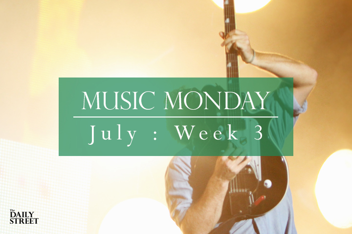 The Daily Street Music Monday July week 3