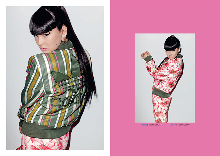adidas Originals by Jeremy Scott Fall:Winter 2013 Lookbook 03