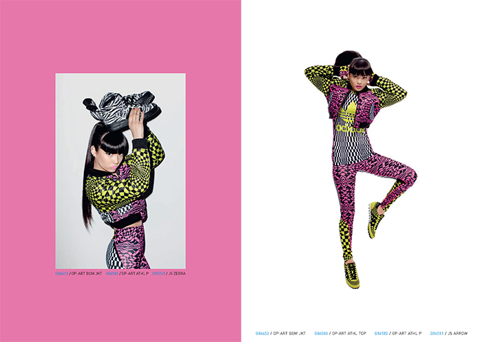 adidas Originals by Jeremy Scott Fall:Winter 2013 Lookbook 13
