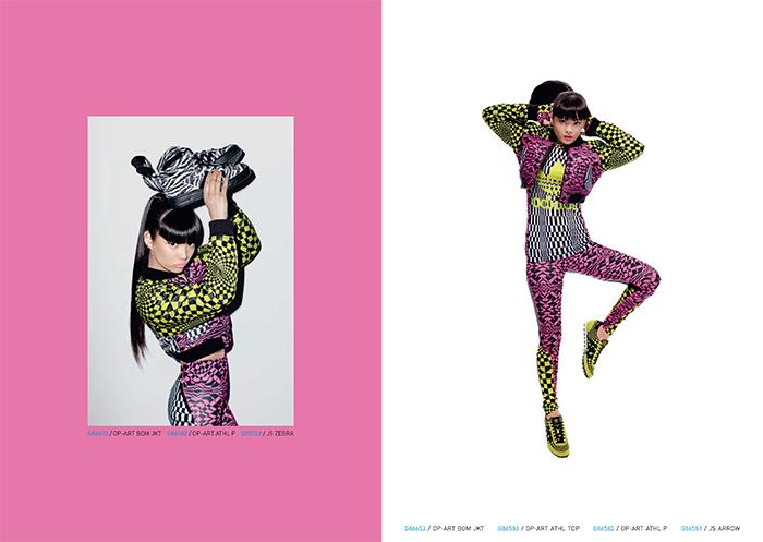 adidas Originals by Jeremy Scott Fall:Winter 2013 Lookbook 13