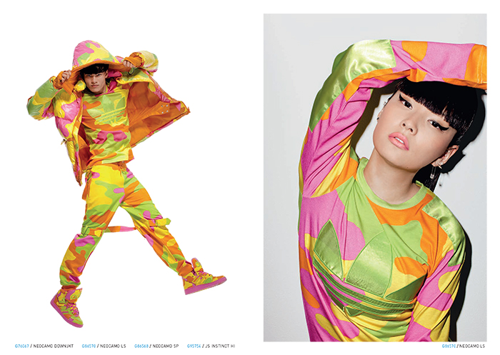 adidas Originals by Jeremy Scott Fall:Winter 2013 Lookbook 17