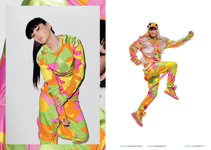 adidas Originals by Jeremy Scott Fall:Winter 2013 Lookbook 18