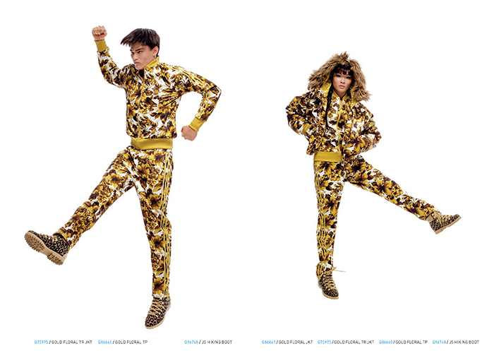 adidas Originals by Jeremy Scott Fall:Winter 2013 Lookbook 21