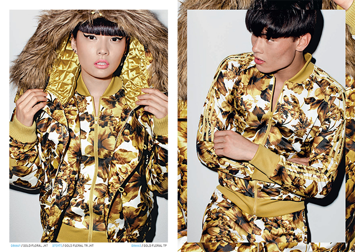 adidas Originals by Jeremy Scott Fall:Winter 2013 Lookbook 22
