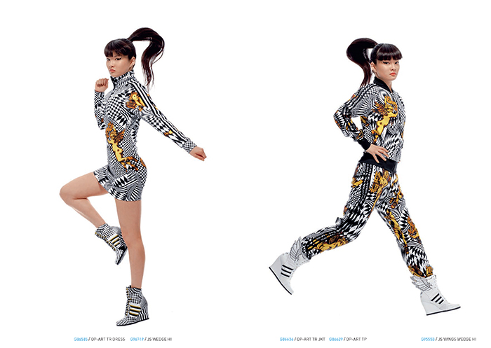 adidas Originals by Jeremy Scott Fall:Winter 2013 Lookbook 24