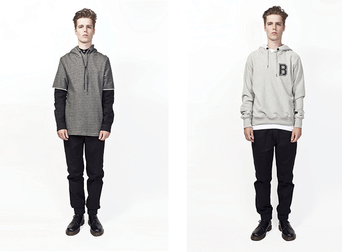 B-side by Wale Mens AW13 Lookbook 01