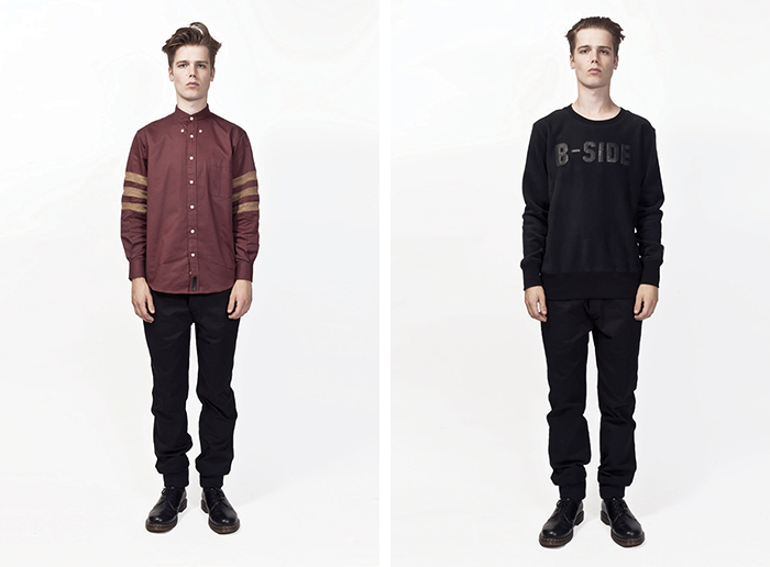 B-side by Wale Mens AW13 Lookbook 07