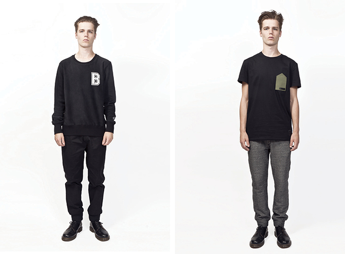 B-side by Wale Mens AW13 Lookbook 08