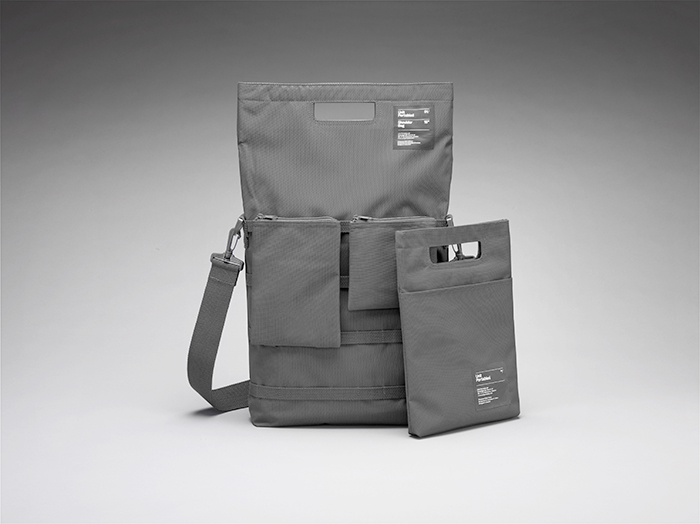 Unit Portables AW13 Block Colour Luggage Collection 02