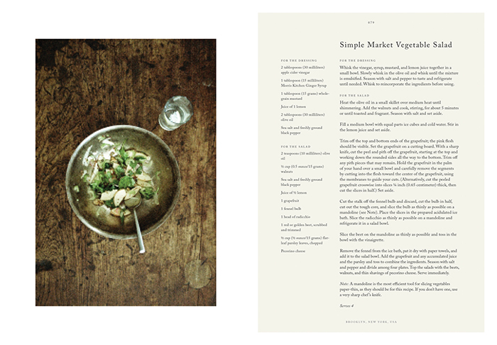 The Kinfolk Table Cookery Book 05