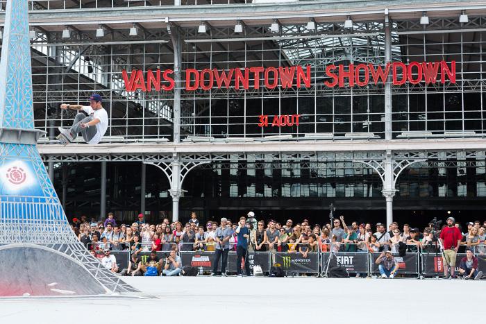 Vans Downtown Showdown, Paris 2013.