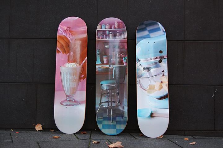 Skateboard Cafe Passion For Baking Decks 001
