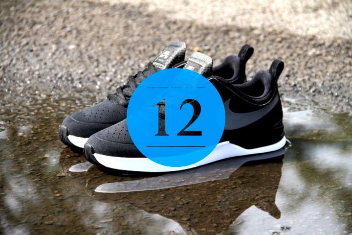 12 Nike SB Project BA Black Dark Grey