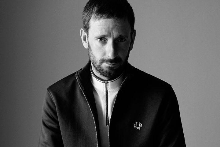 Fred Perry SS14 Bradley Wiggins Collection 001