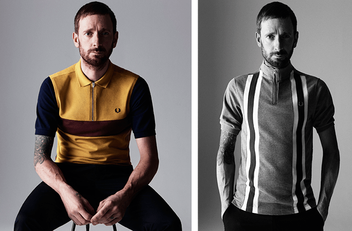 Fred Perry SS14 Bradley Wiggins Collection 005
