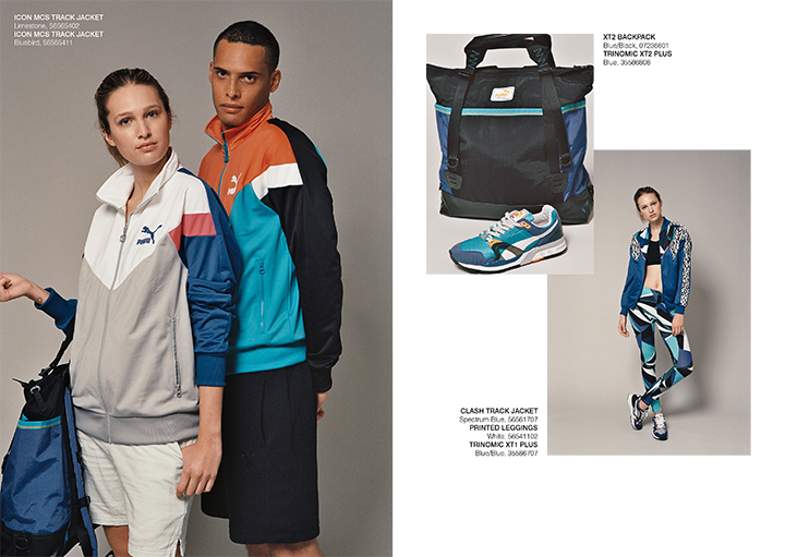 PUMA SS14 Lookbook by The Daily Street 111