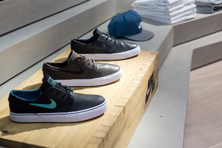 Nike SB London Store size Carnaby Street The Daily Street 010
