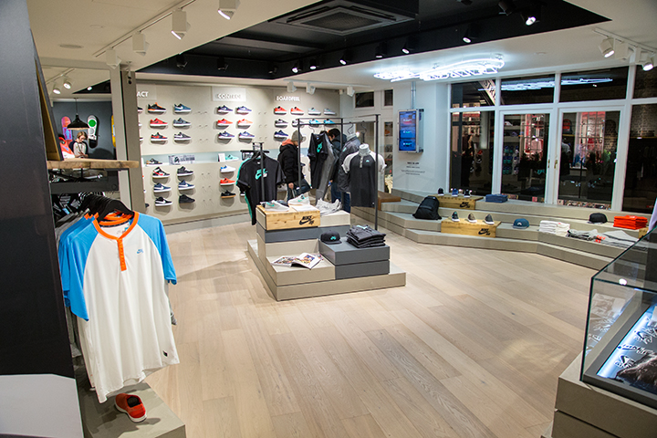 Nike SB London Store size Carnaby Street The Daily Street 015