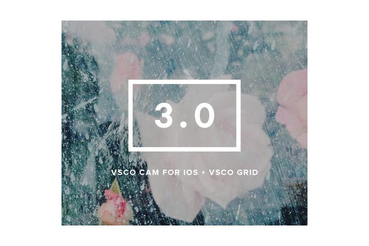 VSCO Cam 3.0 iPhone app 001