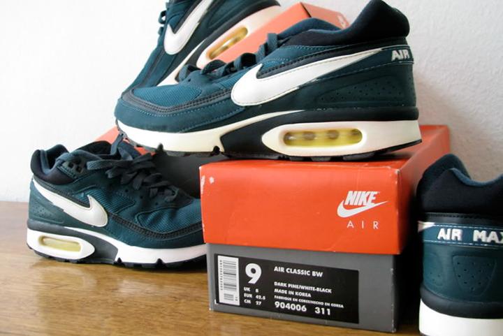 1992 Nike Air Max box