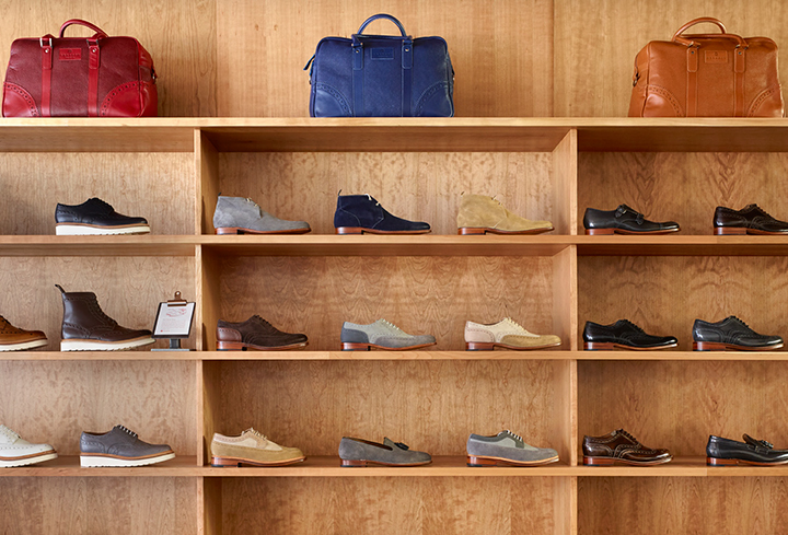 Grenson Lambs Conduit Street London Store 001