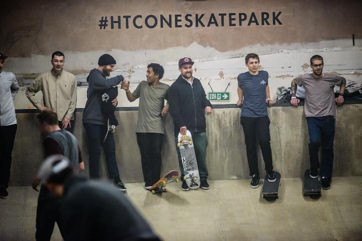 HTC-One-Skatepark-at-Selfridges-7