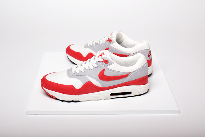 Nike Air Max 1 OG Red cake Michelle Wibowo The Daily Street 004